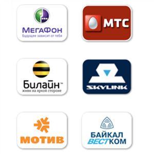 Операторы сотовой связи Северобайкальска