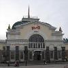Железнодорожные вокзалы в Северобайкальске