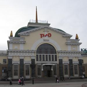 Железнодорожные вокзалы Северобайкальска